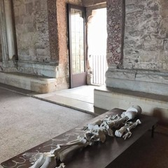 Mostra di Nino Longobardi a Castel del Monte