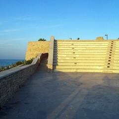 Anfiteatro sul mare a Bisceglie