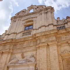 Chiesa di Santa Teresa dei Maschi a Bari