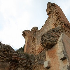 Rovine romane a Canosa di Puglia