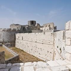 Castello di Federico II a Monte Sant'Angelo