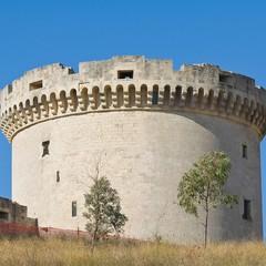 Castello Tramontano a Matera
