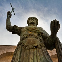 Colosso Eraclio a Barletta