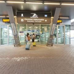 Stazione Ferrotramviaria connessa all'aeroporto di Bari Palese