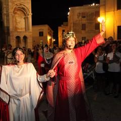 Rappresentazione storica de Il Matrimonio di Re Manfredi a Trani