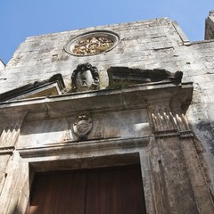 Tomba di Rotari (battistero di San Giovanni) a Monte Sant'Angelo