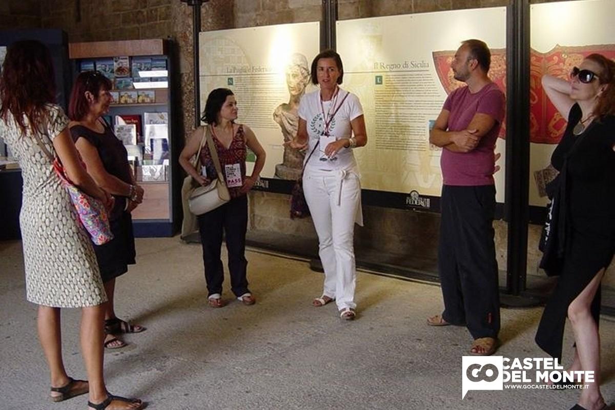 Guide turistiche a Castel del Monte