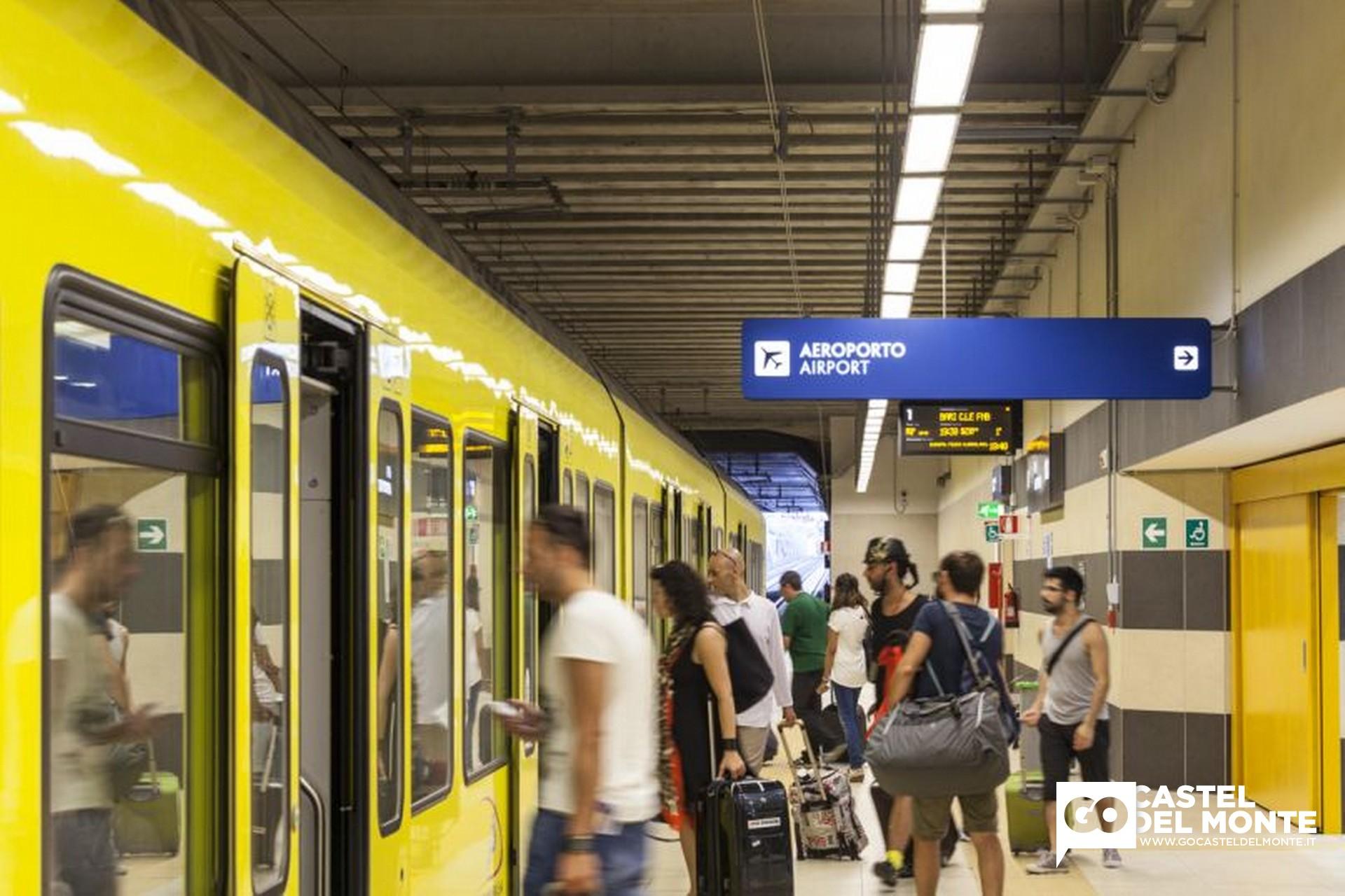 Aeroporto Bari : Collegamenti con l aeroporto di bari palese