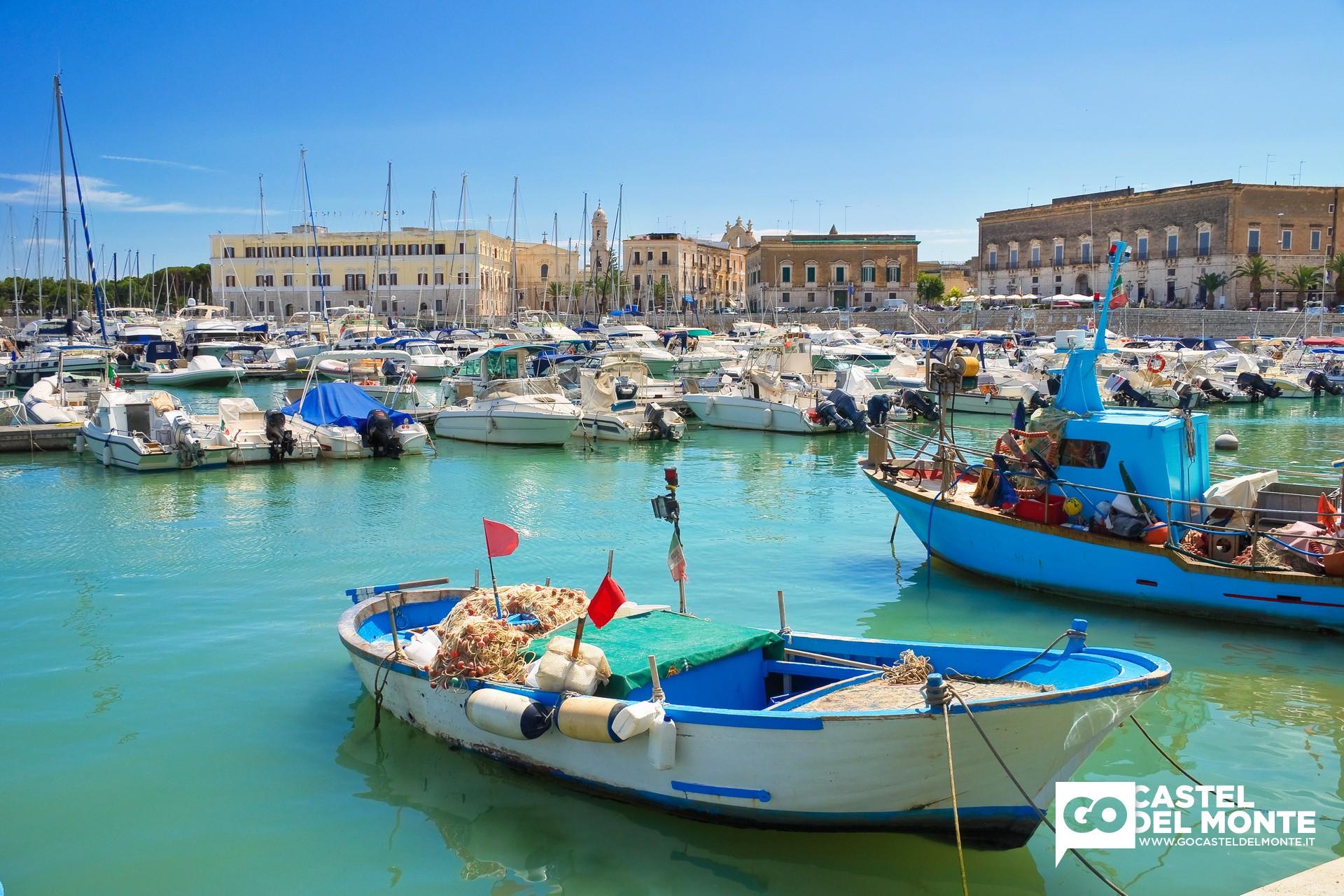 Visitare Trani In Puglia Cosa Vedere A Trani