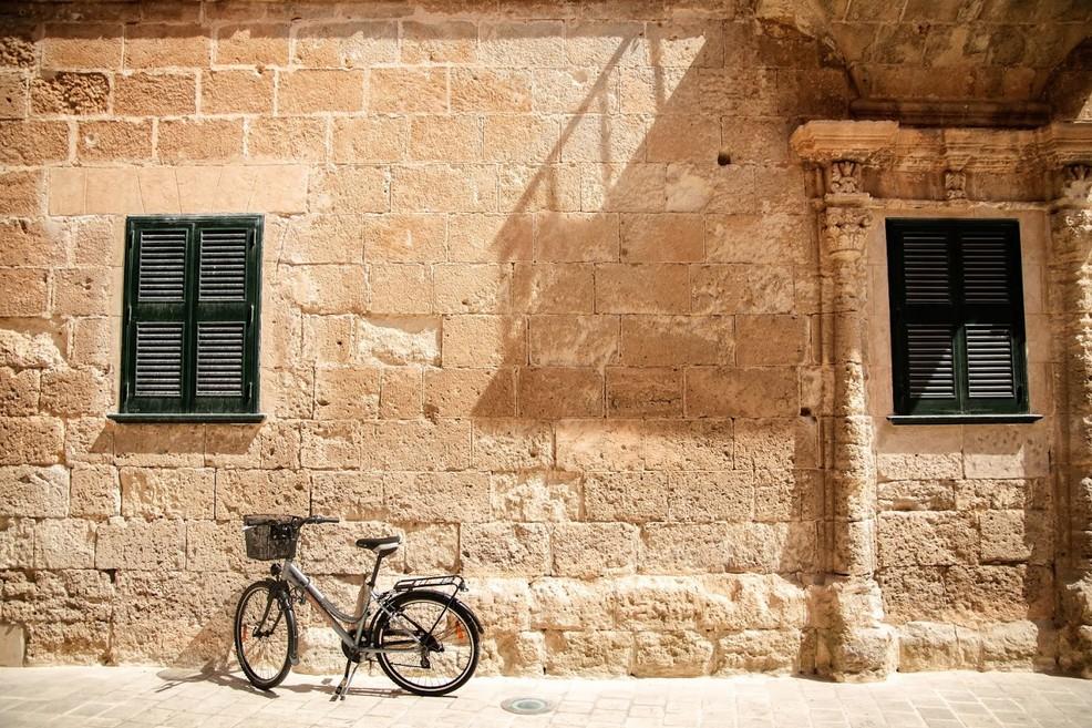 Bici in Puglia