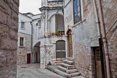Visite guidate gratuite nel centro storico di Andria ad Agosto
