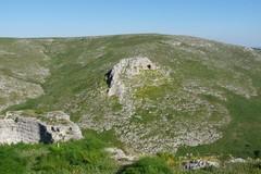 Ricostruzione tridimensionale del Castello di Gravina