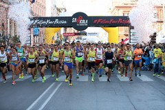 San Nicola Half Marathon di Bari