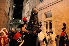 Settimana Santa: Processione dell'Addolorata a Trani