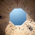 Blood Moon: l'eclissi totale di luna presso il Castel del Monte