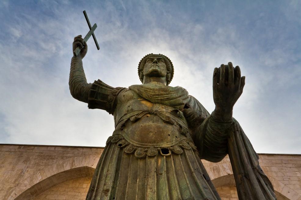 Eraclio, il Colosso di Barletta