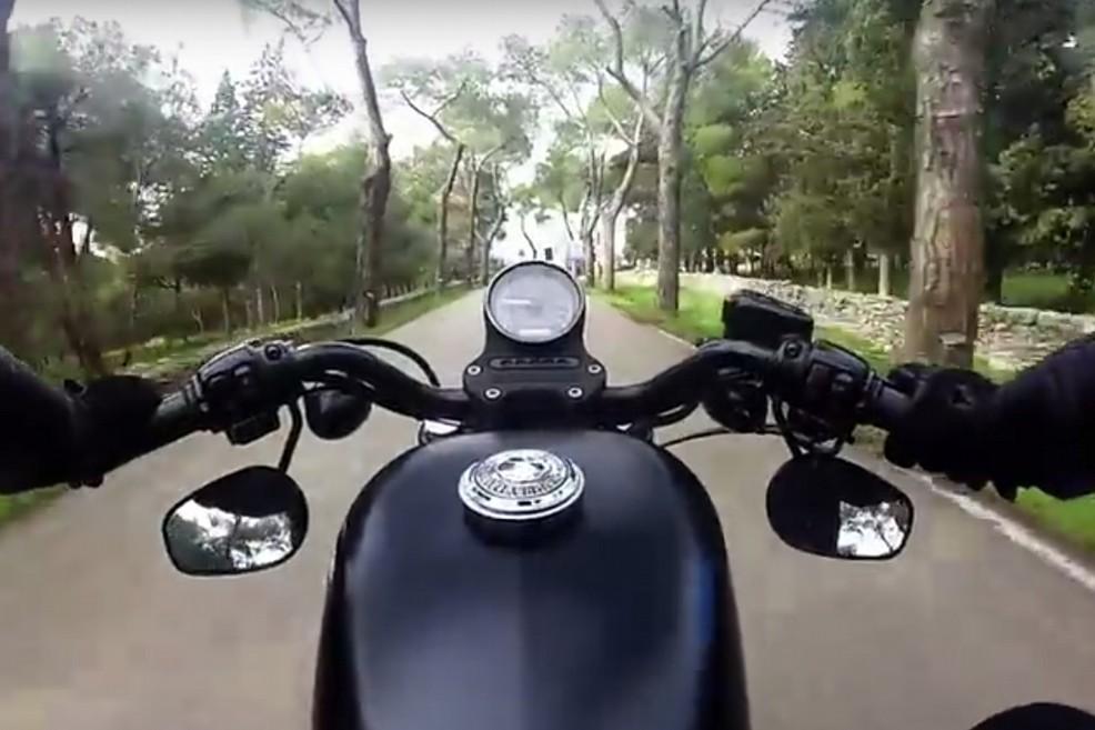 Harley verso Castel del Monte