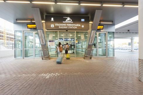 Collegamento Ferrotramviaria in Aeroporto