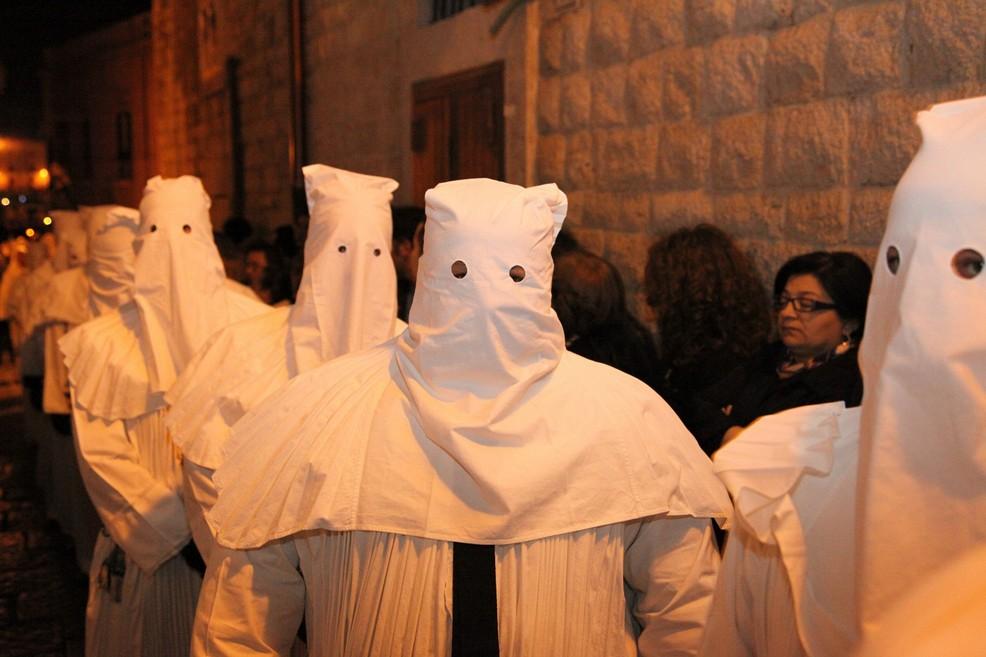 Settimana Santa a Trani. <span>Foto Sergio Tatulli</span>
