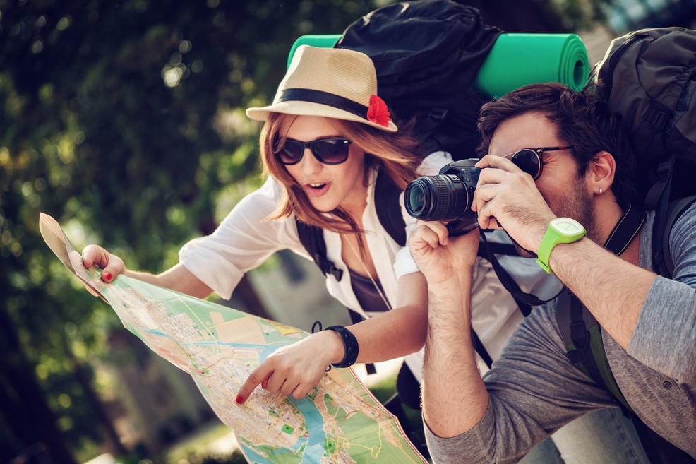 Turisti: in giro per la Puglia